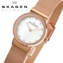 SKAGEN [海外輸入品] スカーゲン スティール 358SRRD レディース 腕時計 時計