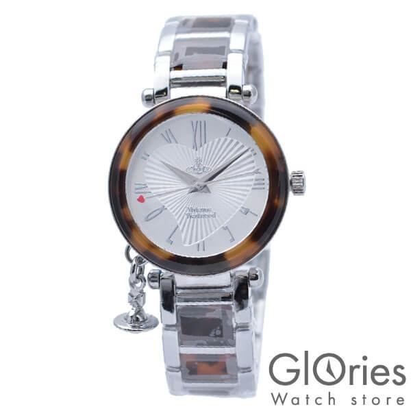 VivienneWestwood [海外輸入品] ヴィヴィアンウエストウッド オーブ VV006SLBR レディース 腕時計 時計