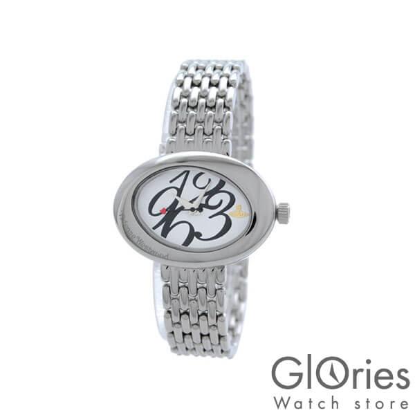 VivienneWestwood [海外輸入品] ヴィヴィアンウエストウッド エリプス VV014WHSL レディース 腕時計 時計