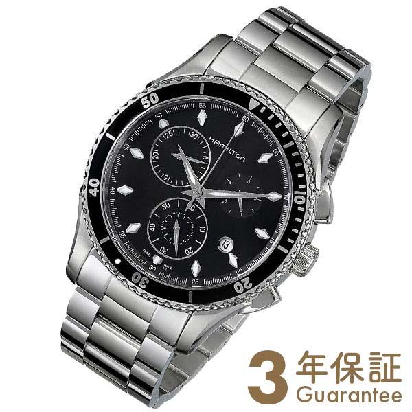 HAMILTON [海外輸入品] ハミルトン ジャズマスター シービュー クロノグラフ H37512131 メンズ 腕時計 時計【あす楽】