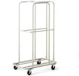 【送料無料】台車/チェア台車/パイプ椅子台車折畳チェア台車/お客様組み立て品