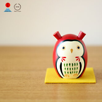 中川政七商店<日本市>卯三郎日本木偶裝飾rimimizuku
