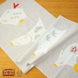 [ネコポスOK] 中川政七商店 注染手拭い 干支玩具【イノシシ てぬぐい 贈り物 日本製】