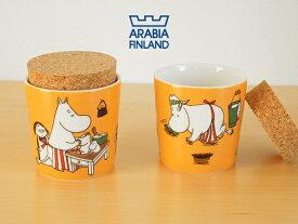 ARABIA (アラビア) Moomin (ムーミン) ジャー ムーミンママの1日 北欧雑貨