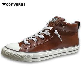 コンバース CONVERSE 靴 スニーカー 136420C PINECONE CT STREET SLP-MID パインコーン 27.5cm アウトレット[並行輸入品]【メンズ 運動靴 スポーツ 茶 ブランド ハイカット】