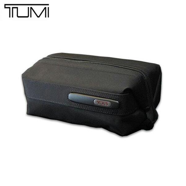 トゥミ TUMI 小物 ポーチ 0223165D4 セカンドバッグ アウトレット[並行輸入品]【メンズ ギフト ブランド 小物入れ 旅行 トラベル 無地】