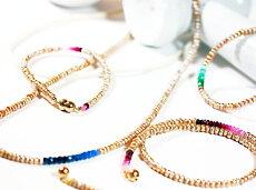 ☆ASOBINA宝石とパール使いのペアで使えるネックレス−6種類ダイアモンド、ゴールド、シルバー、サファイア、ルビー、エメラルド、真珠、ロンハーマン、フレッド、ファンタスティックマン、ミキモト、タサキ、TASAKI、エルメス、カルティエ好きに