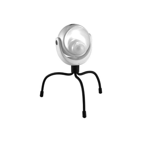 RITEX LEDどこでもセンサーライト ASL-095 [ センサーライト 屋外 屋内 LED led照明 省エネ エコ 家庭 キッチン 懐中電灯 強力 防水 廊下 照明 卓上 diy 作業工具 大工道具 通販 ]