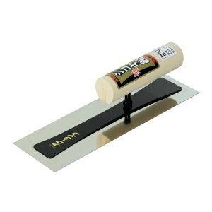 アローライン・本焼極薄シゴキ鏝‐0.3mm・285MM・大工道具・左官鏝・その他鏝・DIYツールの画像