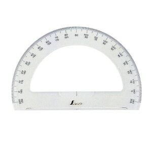 シンワ 分度器180度15cm半円 74918