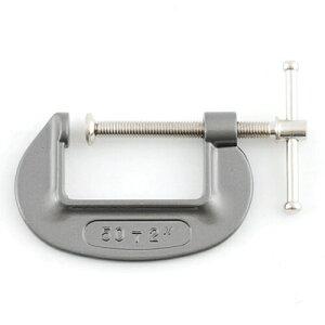 SK11 ライトクランプ 50MM [ クランプ 万力 金具 パイプ 小型 締め付け diy 作業工具 大工道具 通販 ]