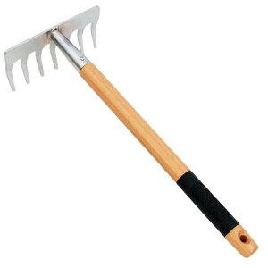 千吉 ガーデンレーキ(G付き) SGT−8 [ 熊手 潮干狩り くまで 潮干狩り ジョレン 道具 ] 花 ガーデン DIY ガーデニング 用具 工具 熊手