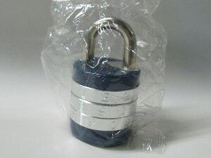 コンビネーションロック(数字錠)35mm [ [ 防犯 防犯グッズ 防犯対策 鍵 空き巣 対策 キー カギ 種類 ドア 錠 交換 修理 diy ]