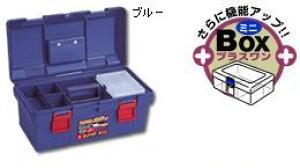 スーパーボックス SR-450 450(L)×243(W)×210(H) [ 工具箱 ツールボックス ケース プラスチック 大型 椅子 屋外 クラフト 座れる 激安 ベランダ 工具バック 工具入れ ] 車用品・バイク用品 カー用