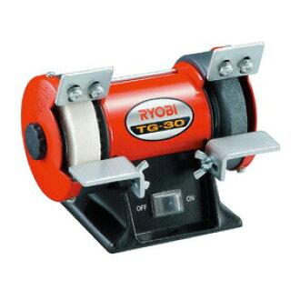 Ryobi Mini Tabletop Grinder Tg 30 Polishing Machine Sharpening Electric Tools Diy Equipment Surface Rust