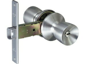 アルファ D36ミリオンロック 鍵5本付き [ ドアノブ 鍵付き 錠 交換 修理 防犯 ドア取手 取っ手 ドアノブ レバー 鍵付き レバーハンドル 取っ手 種類 交換 防犯 グッズ ドアノブ レバー 鍵付き