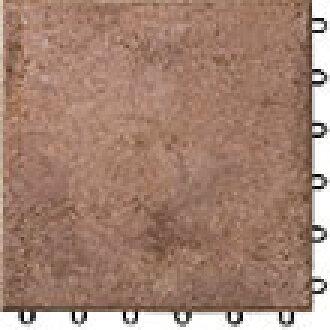 TOTO 地板瓷砖 MR300 西耶娜莎 300 × 300 [瓷砖砖 300 毫米切割砖板阳台阳台联合甲板木地板木地板花园、 花及花园 DIY 外墙砖砖平铺 02P23Sep15