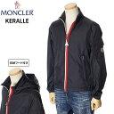 モンクレール MONCLER ナイロンジャケット メンズ 収納フード付き ネイビー 1/2/3/4/5 091 1A73200 68352 KERALLE