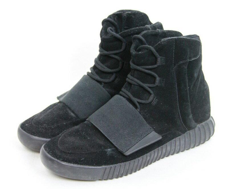 ADIDAS Yeezy 750 Boost by Kanye West/アディダス×イージー750ブースト ハイカットスニーカー BB1839 サイズ:11(JP29.0) カラー:ブラック【中古】【古着】【USED】【170914】【yast】