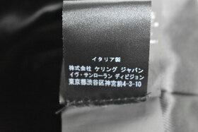 SAINTLAURENTPARIS/サンローランパリ16SSL01クラシックモーターサイクルラムレザーダブルライダースジャケット397290Y5YA1サイズ:46カラー:ブラック