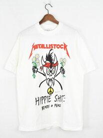 METALLICA/メタリカ 1994 デッドストック METALLISTOCK ヴィンテージTシャツ サイズ:L カラー:ホワイト【中古】【古着】【USED】【190515】【yast】
