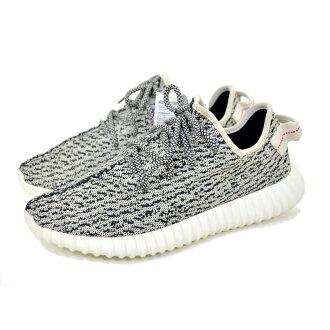 Adidas x EZ 350 boost sneakers size:9(JP27.0) color:-s7 unread ya