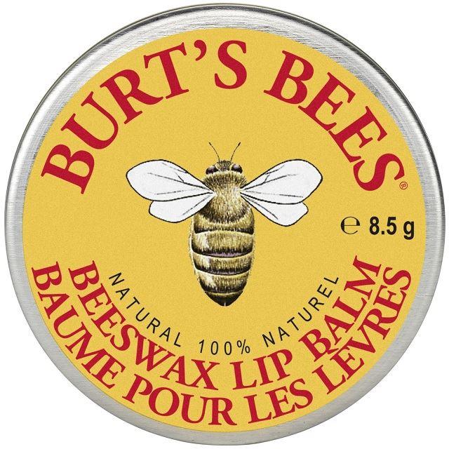 ビーズワックス リップバーム (缶タイプ)8.5g 【Burt's Bees バーツビーズ】