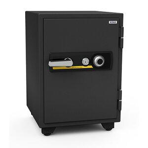【開梱設置無料】EIKO エーコー ダイヤル式 小型耐火金庫(アラーム付) 1時間耐火 BSD-XA 1時間耐火 103kg【送料無料】【メーカー直送】