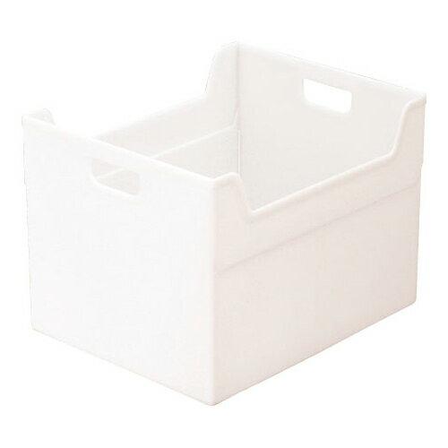 ナカバヤシ かたづけベスト キャパティE5 FB-E5-CWN ホワイト 収納ボックス 収納用品