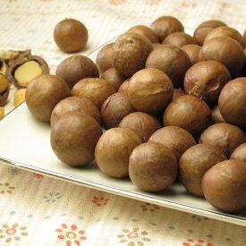 殻付きロースト マカダミアナッツ 3kg(500g×6袋)