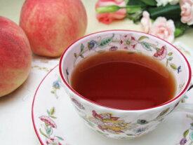 さわやかな岡山の桃の香り フレーバー紅茶 白桃 50g