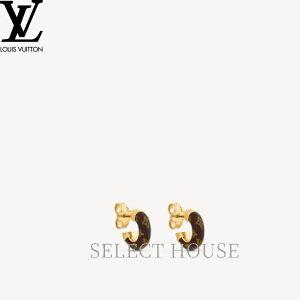 【送料無料】【SELECTHOUSE☆セレクトハウス】LOUIS VUITTON ルイ・ヴィトン ブックル ドレイユ・ミニ フープ ワイルドLV