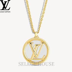 【送料無料】【SELECTHOUSE☆セレクトハウス】LOUIS VUITTON ルイ・ヴィトン コリエ・ルイーズ