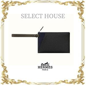 【パリエルメスからお取り寄せ】【SELECTHOUSE☆セレクトハウス】Cabavertige24カラーブロックポーチ
