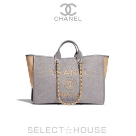 【お取り寄せ】CHANEL ラージ ショッピング バッグ【19A】【SELECTHOUSE☆セレクトハウス】バッグ ショルダーバッグ トートバッグ
