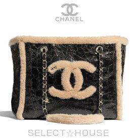 【お取り寄せ】CHANEL ショッピング バッグ【19A】【SELECTHOUSE☆セレクトハウス】バッグ トートバッグ