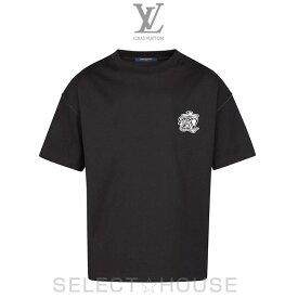LOUIS VUITTON LVスモークプリンテッドTシャツ【19-20AW】【お取り寄せ】【SELECTHOUSE☆セレクトハウス】ルイ・ヴィトン メンズ