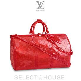 LOUIS VUITTON キーポル・バンドリエール 50【19A】【お取り寄せ】【SELECTHOUSE☆セレクトハウス】ルイ・ヴィトン メンズ バッグ