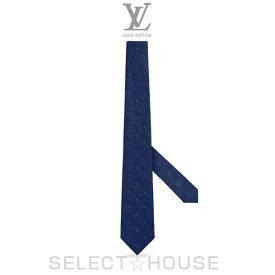 LOUIS VUITTON クラヴァット・コンステレーションデニム7CM【19A】【お取り寄せ】【SELECTHOUSE☆セレクトハウス】ルイ・ヴィトン ネクタイ メンズ
