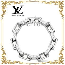 【限定】【送料無料】【SELECTHOUSE☆セレクトハウス】LOUIS VUITTON ルイ・ヴィトン ブレスレット・チェーン モノグラム