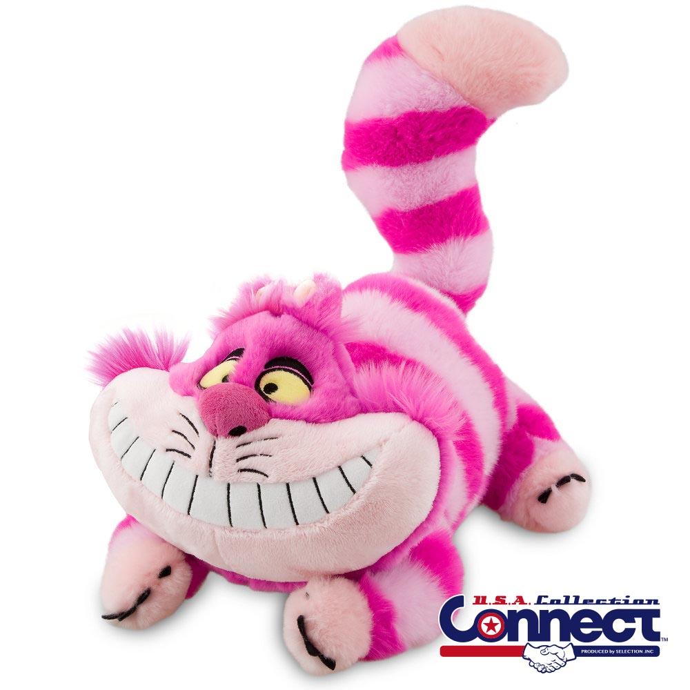 ディズニー Disney チェシャ猫 不思議の国のアリス ぬいぐるみ ギフト プレゼント