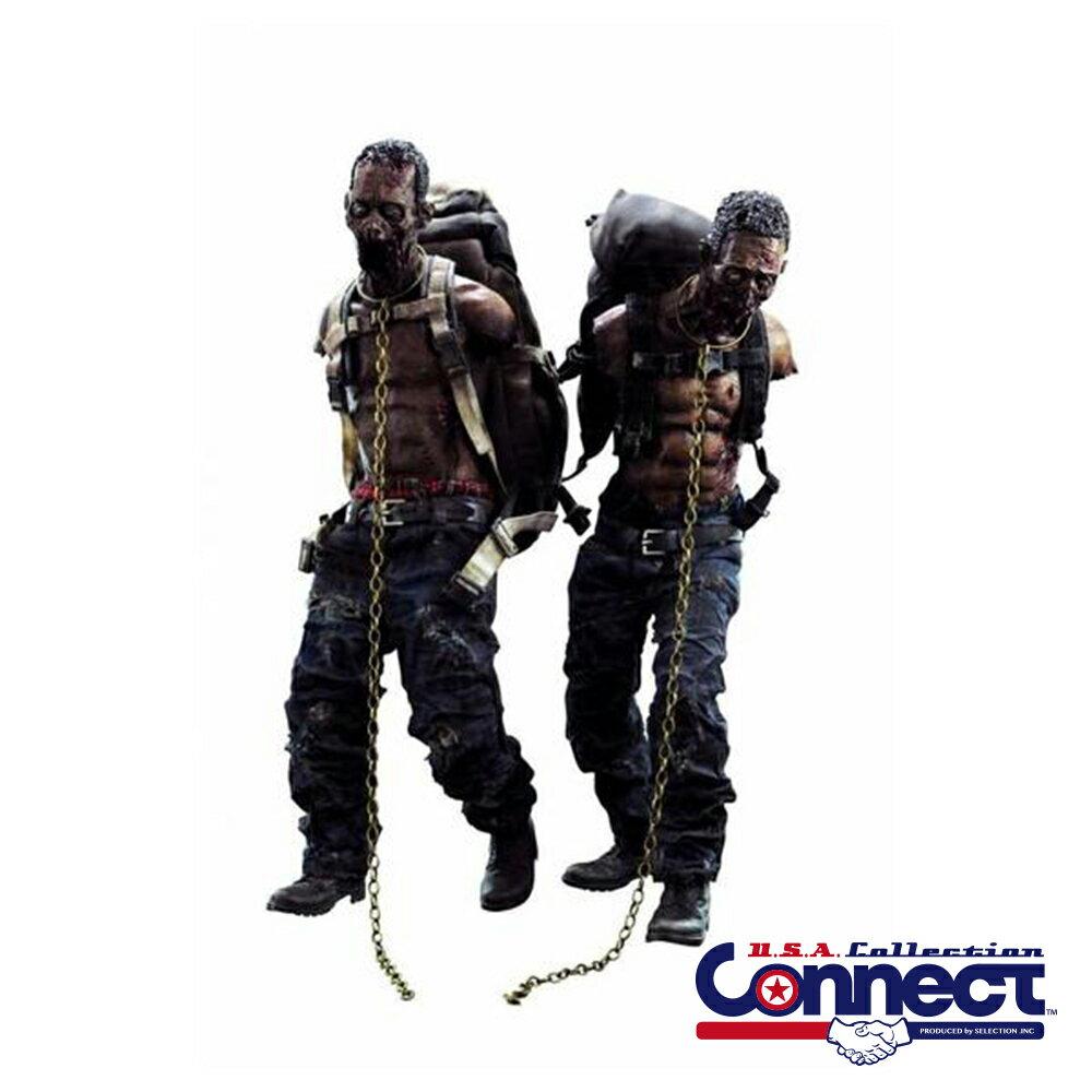 ウォーキングデッド ゾンビ The Walking Dead ウォーカー ゾンビ 1/6 スケール フィギュア スリーゼロ Threezero
