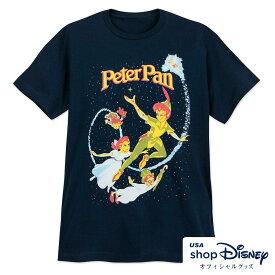 ディズニー Disney メンズ ピーターパン Tシャツ 半袖 ギフト プレゼント
