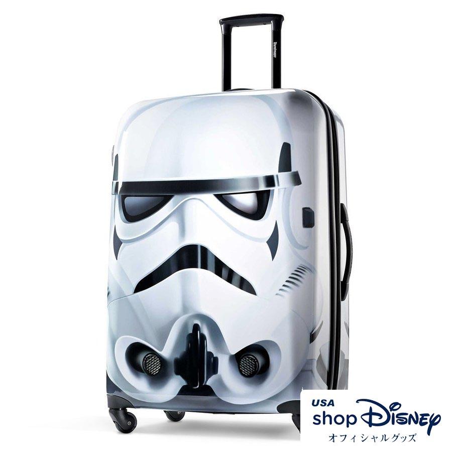 スターウォーズ StarWars ストームトルーパー キャリーバッグ スーツケース Lサイズ アメリカンツーリスター