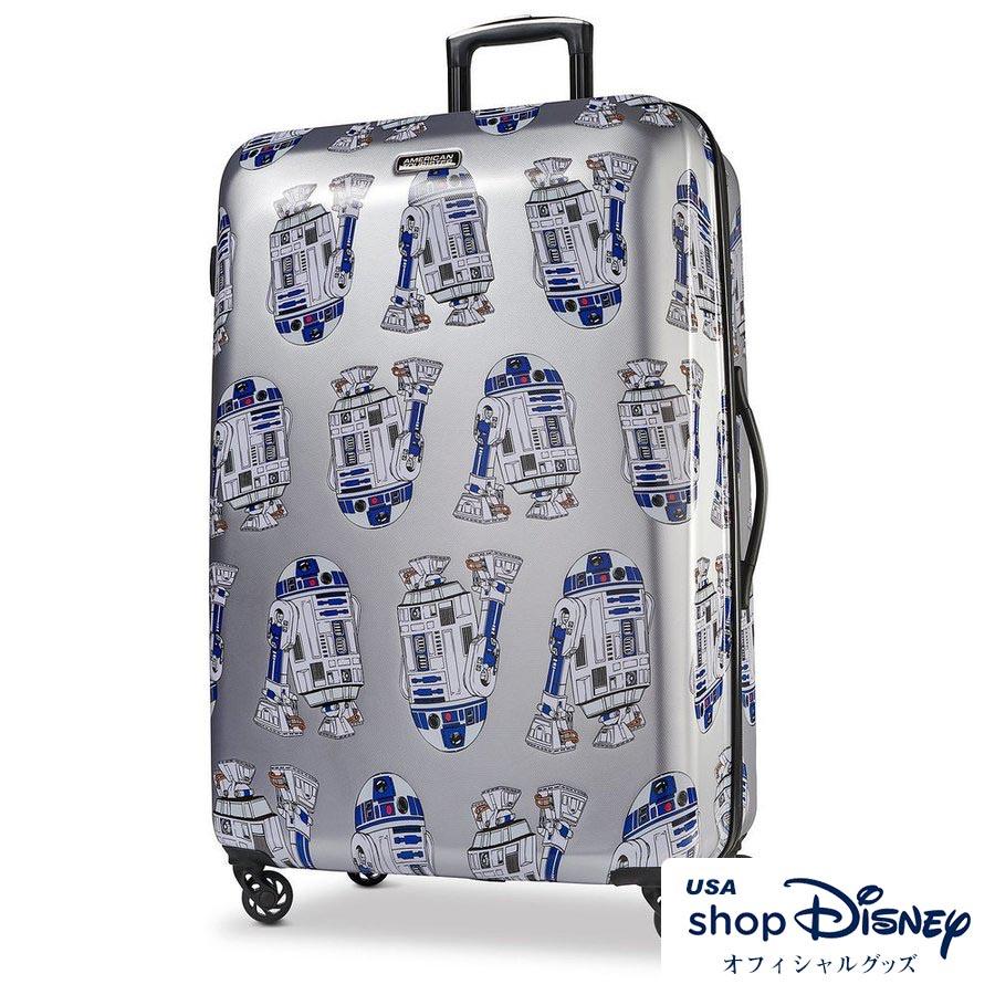 スターウォーズ StarWars R2D2 キャリーバッグ スーツケース Lサイズ アメリカンツーリスター