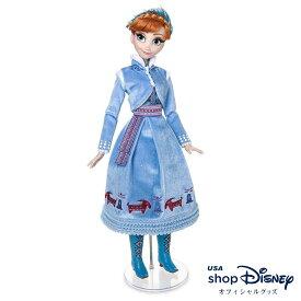 516083ca1fd36 USA輸入販売専門店Connect · ディズニー Disney アナ アナと雪の女王 ドール 人形 リミテッドエディション ギフト プレゼント