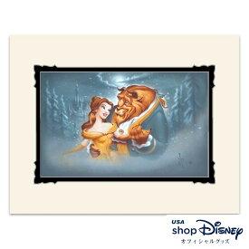 ディズニー Disney 美女と野獣 アートフレーム Noah ギフト プレゼント