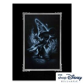 ディズニー Disney ミッキーマウス アートフレーム アートポスター Noah ギフト プレゼント
