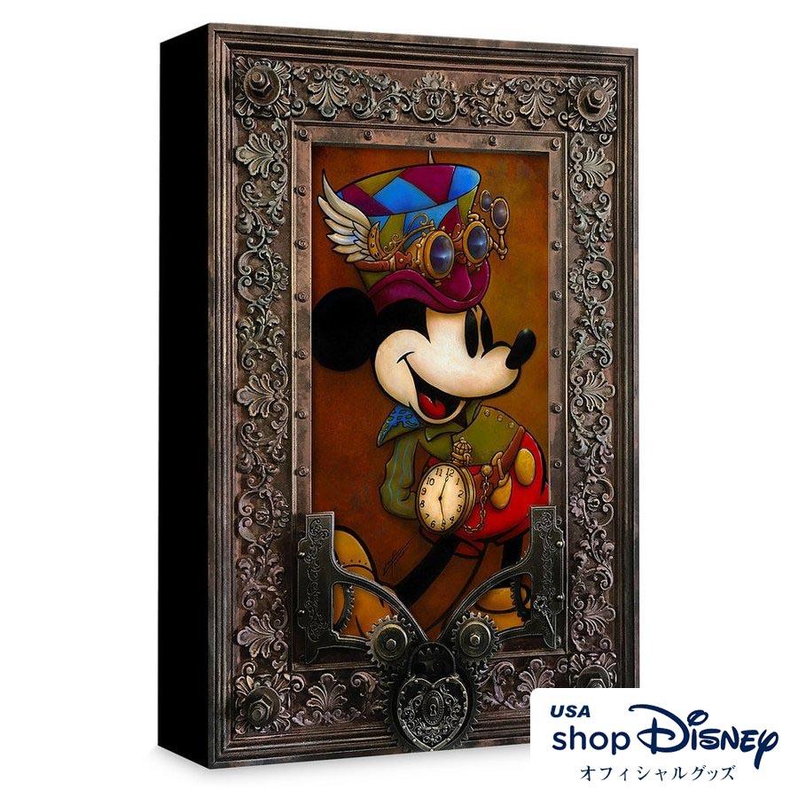 ディズニー Disney ミッキーマウス アートパネル Krystiano DaCosta ギフト プレゼント