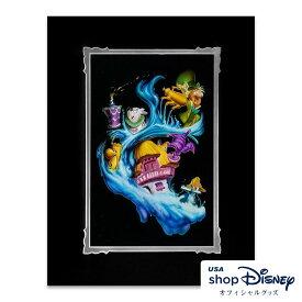 ディズニー Disney 不思議の国のアリス アートポスター Noah ギフト プレゼント
